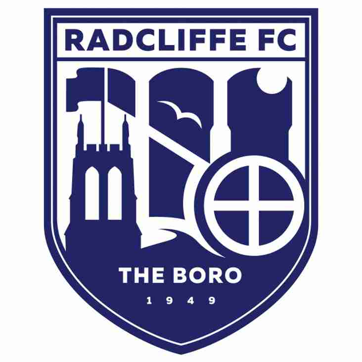 Neil Danns departs Radcliffe for Halifax Town