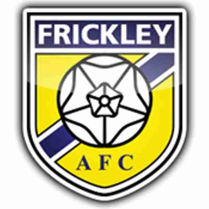 Frickley Athletic announce trio signings