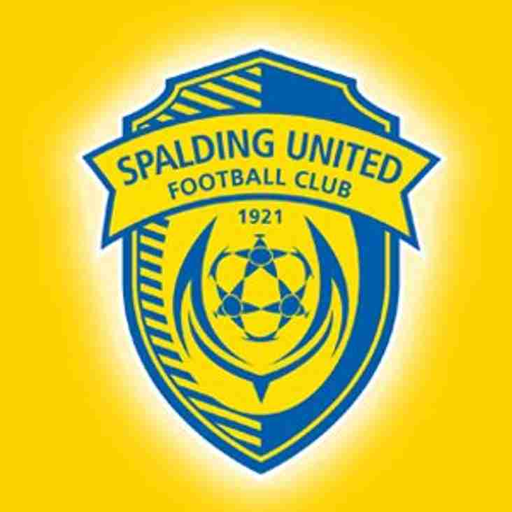 Two more sign up with Spalding United