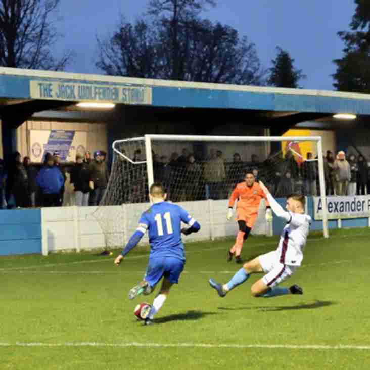Ramsbottom still alive in FA Trophy