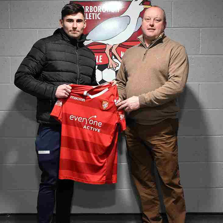 Scarborough make double signing