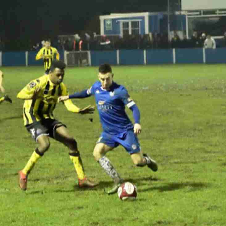 Rammy still in FA Trophy after 10-goal thriller