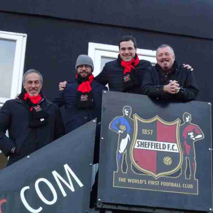 Sheffield make changes to back-room staff