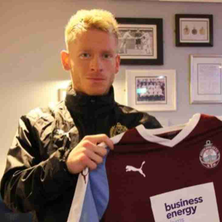 Dunston sign Connor Bell