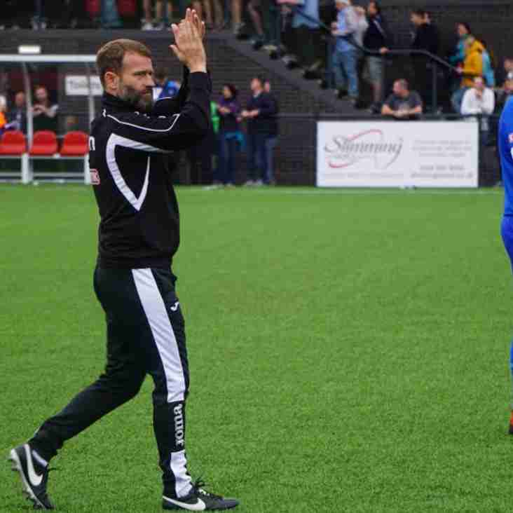 Chris Hardy resigns from Whitby Town