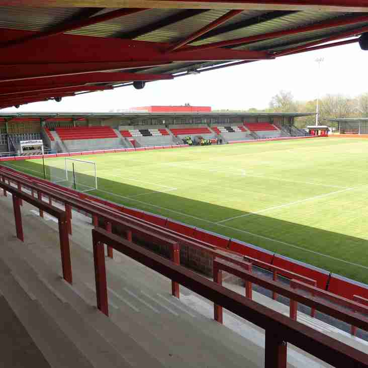 FA Cup clash between FC United and Doncaster selected for BBC coverage