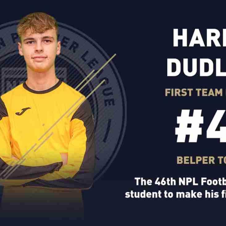 Dudley is 46th NPLFA debutant