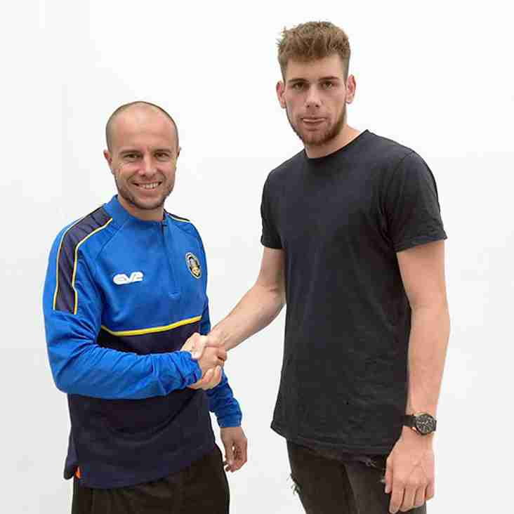 Green signs up to Gainsborough challenge