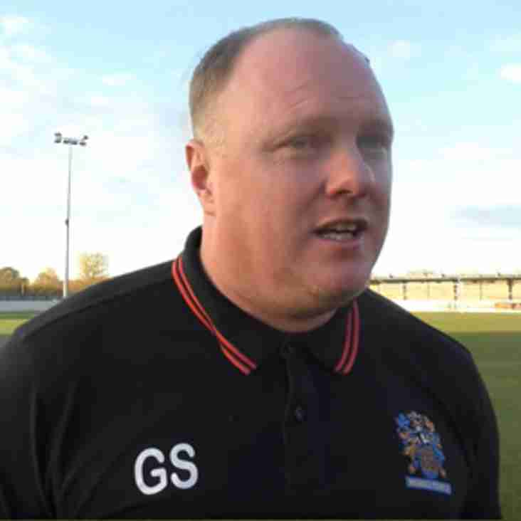 Wisbech manager departs