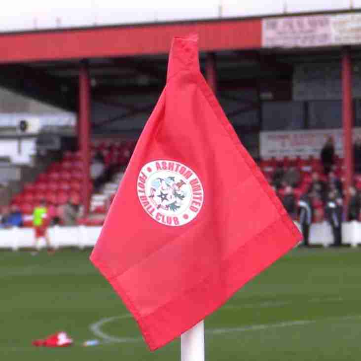 Casian Anghel departs Ashton United