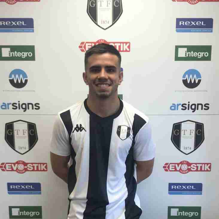 Grantham confirm two more signings