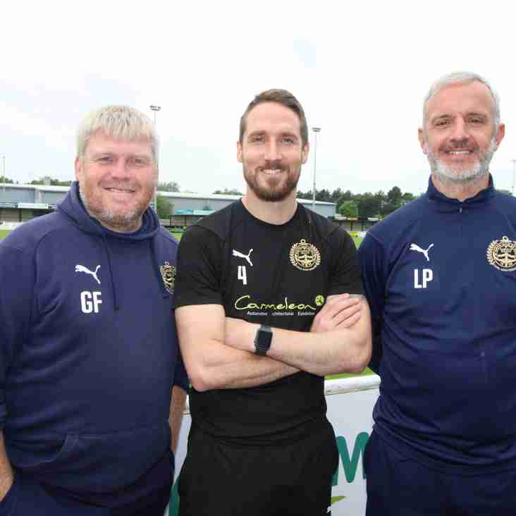 Shaw takes on new role at South Shields