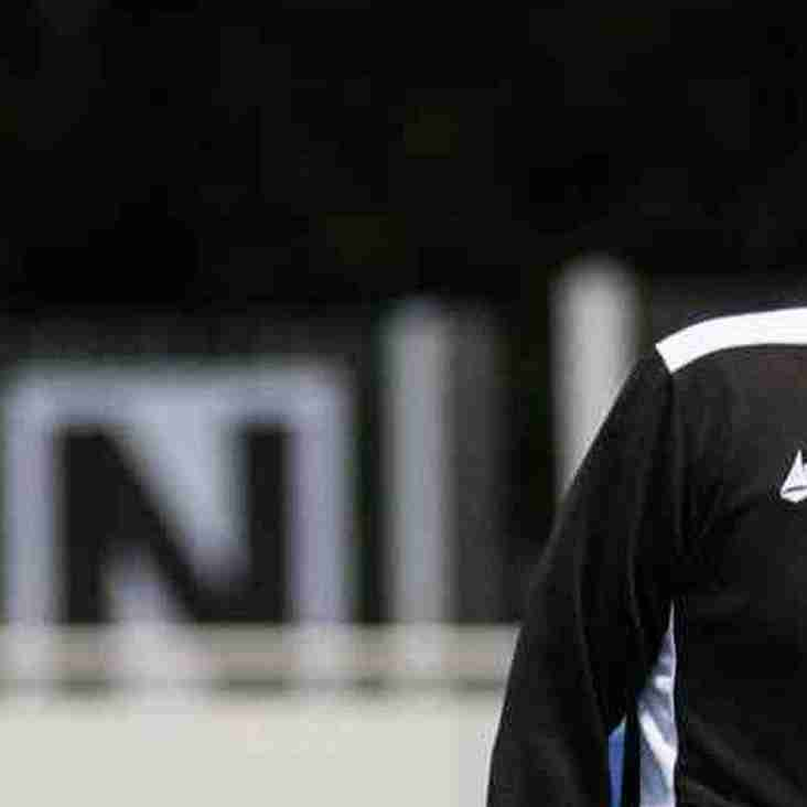New Matlock assistant has eyes on promotion