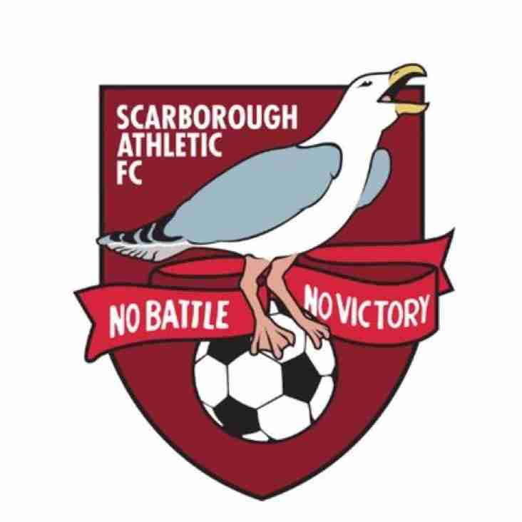 Ryan Whitley keen to help Scarborough push for promotion