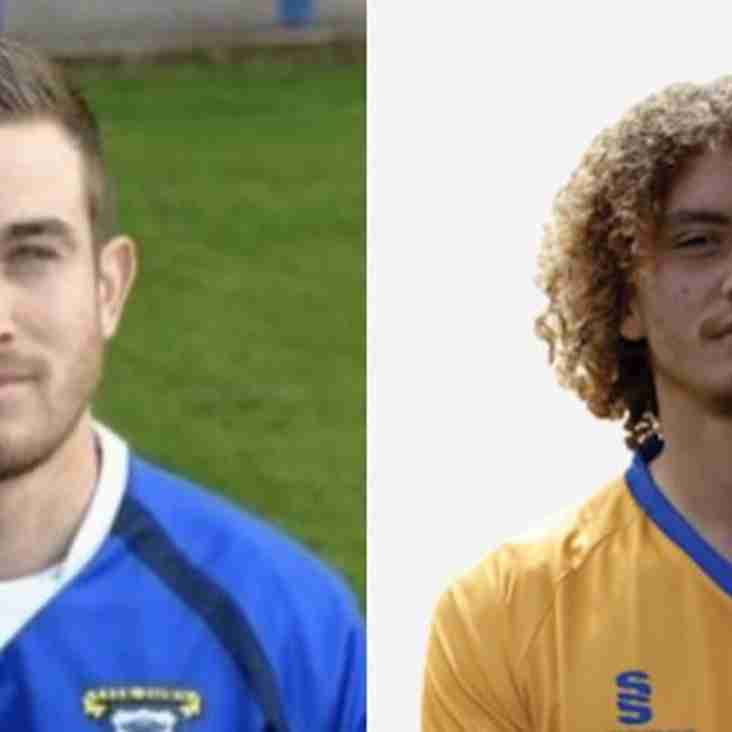 Leek Town strengthen squad with two additions
