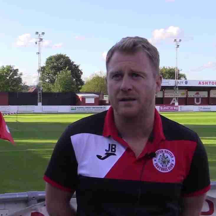 Stafford appoint Banim