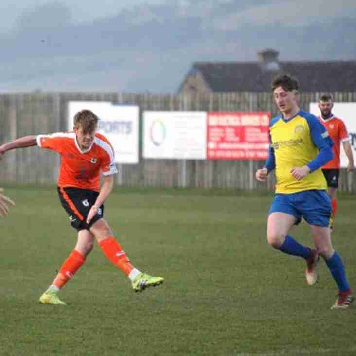 Glossop North End announce departure