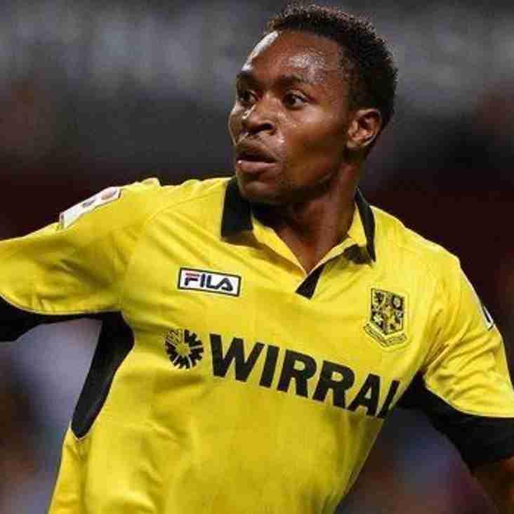 Former Toulouse striker joins Radcliffe