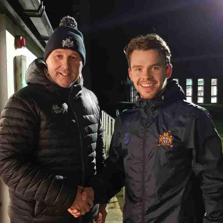 Kieran Feeney swaps Lancaster for Clitheroe