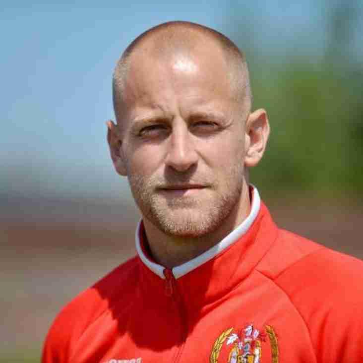 Danny Grainger departs Workington