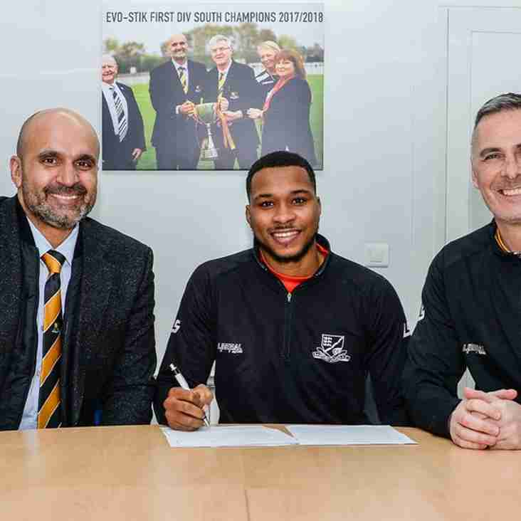 Kane Richards signs extension with Basford