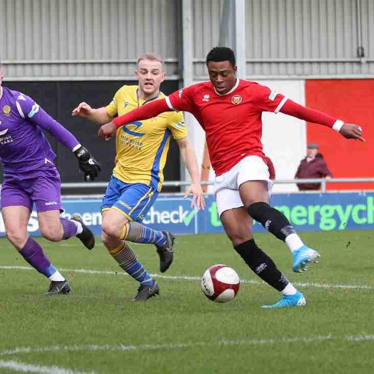 Owolabi reveals success to scoring ability