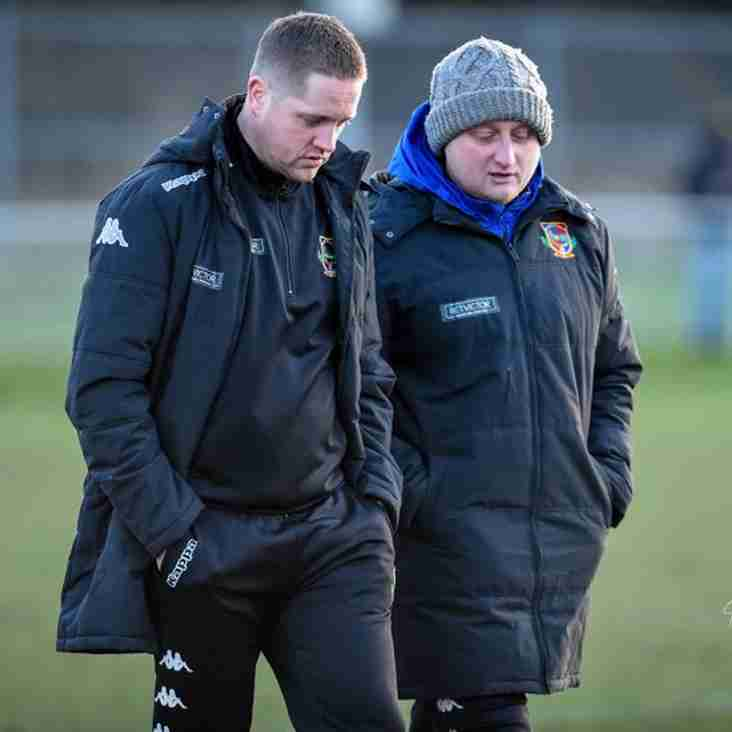 Rouse returns to Pontefract as new manager