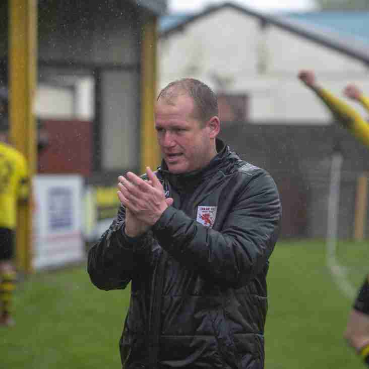 Colne boss steps down