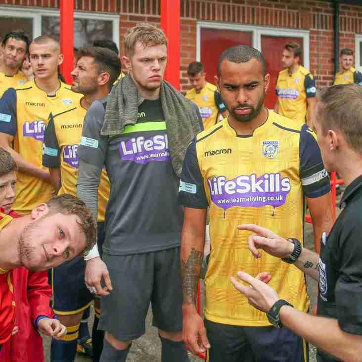 Gainsborough sign new 'keeper