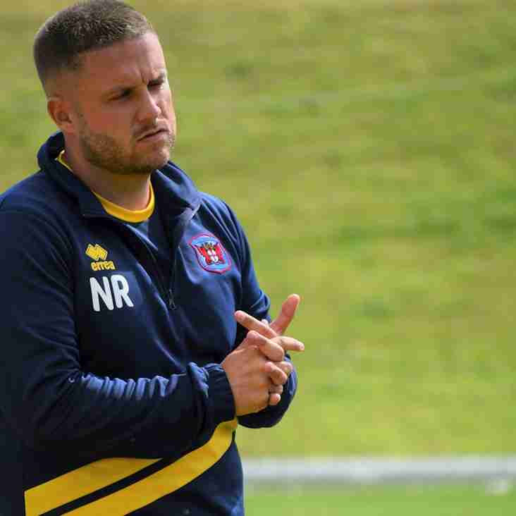 Colne appoint Rooney