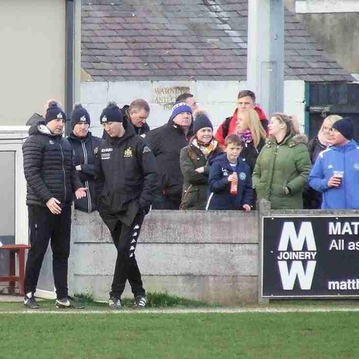 Brown resigns as Clitheroe boss