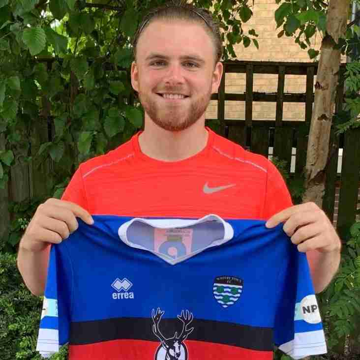 Whitby sign ex-Newcastle starlet