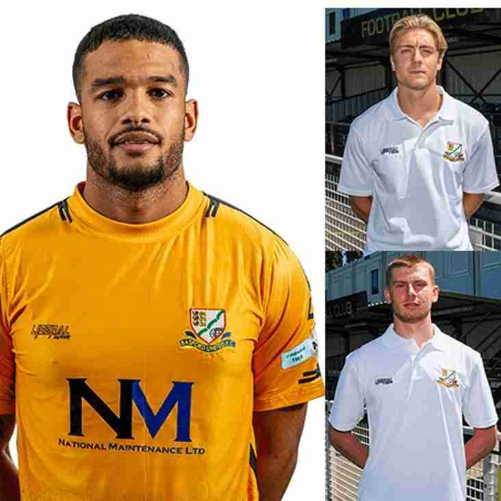 Two more new faces at Basford as Carr commits
