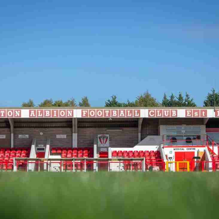 Witton consider 3G pitch