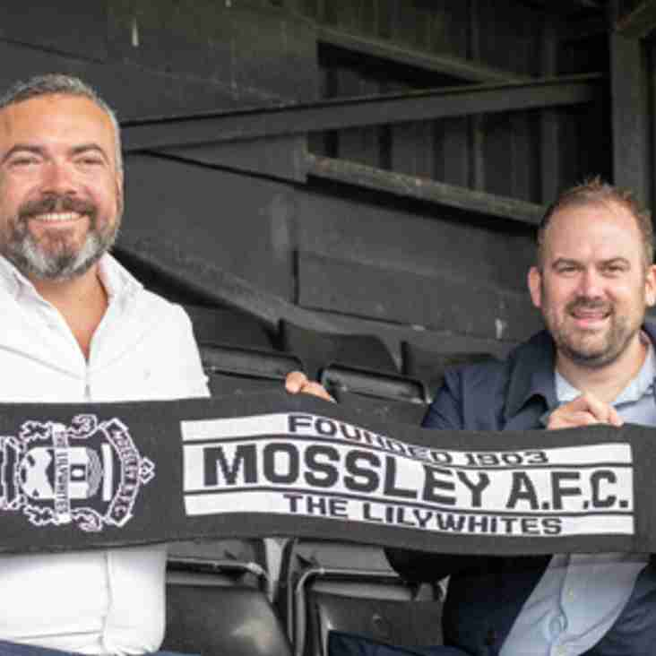 Mossley appoint new manager