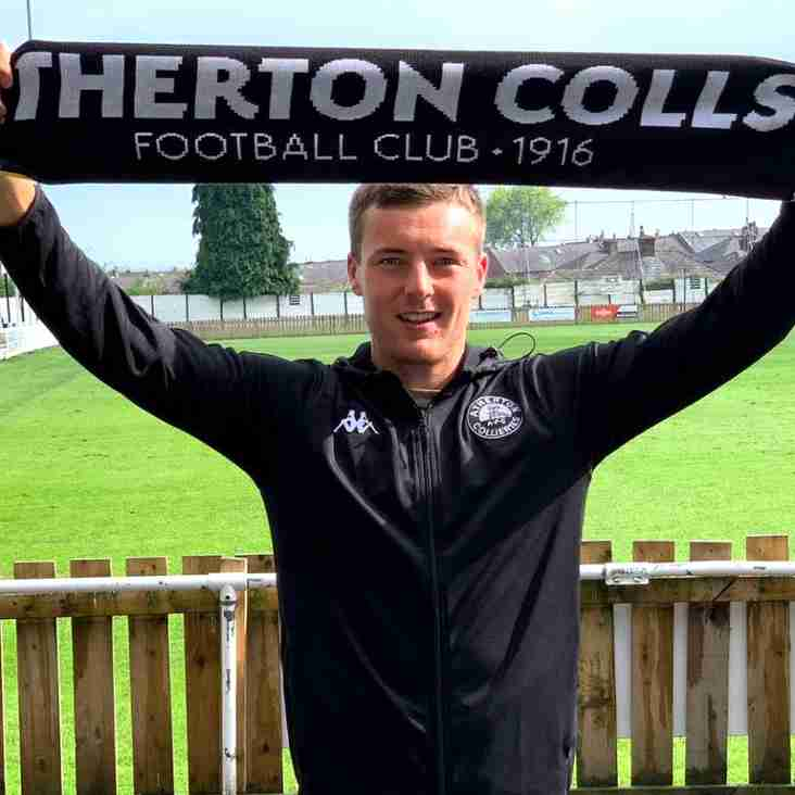 Colls make triple attacking swoop