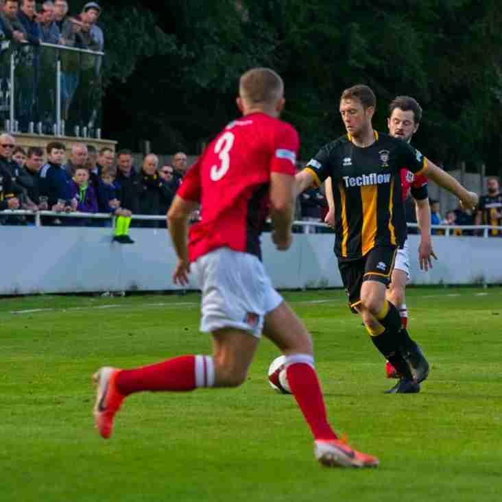 Long-serving Forster signs new Morpeth deal