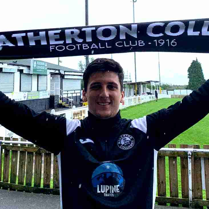 Keeper adds competition for Colls