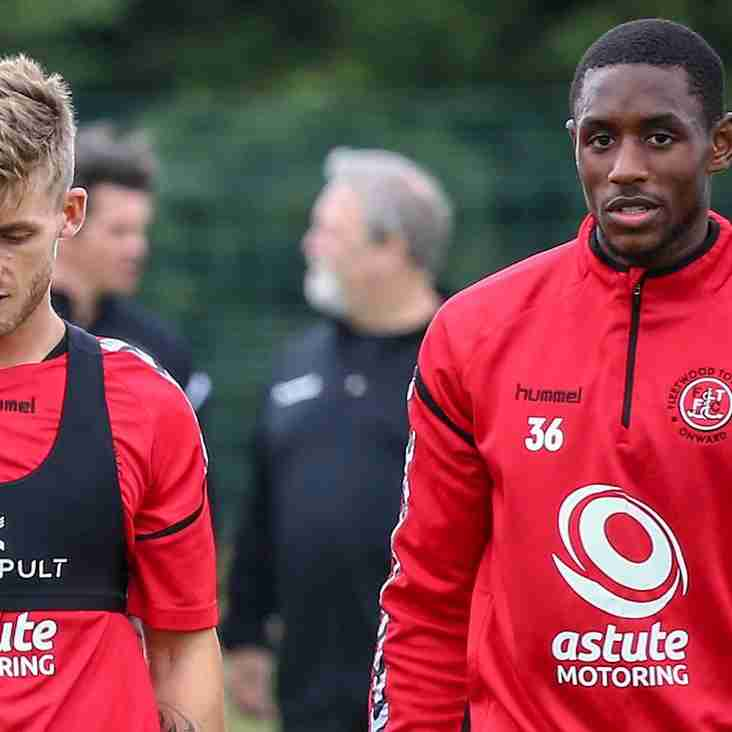Djabi has unfinished business at Colne