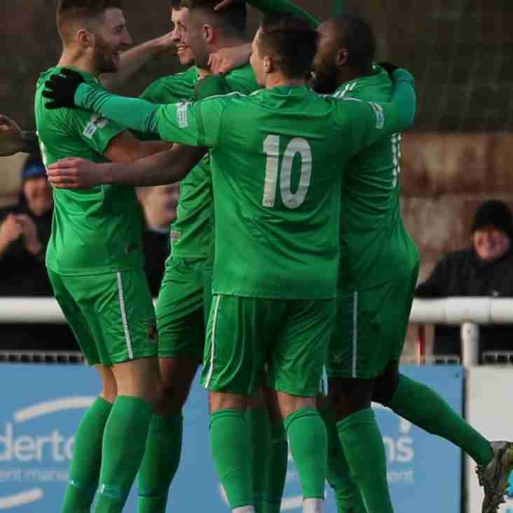 Nantwich provide squad update
