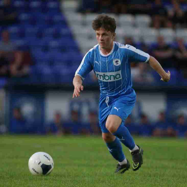 Linnets step up recruitment as Murray signs