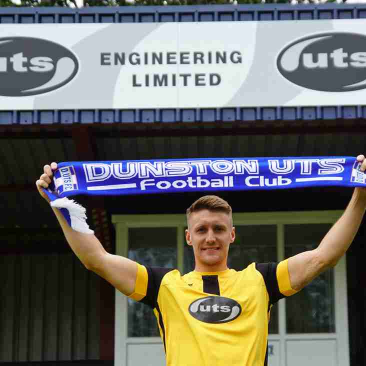 Galbraith makes Dunston return