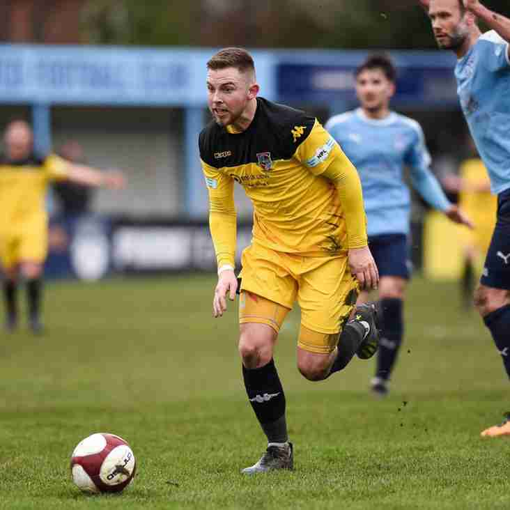 Smythe earns Gainsborough chance