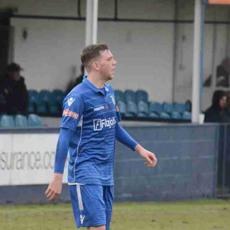 Five new signings for Kidsgrove