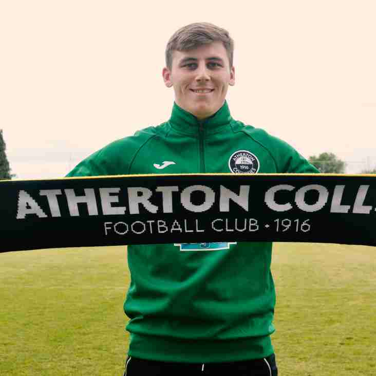 Colls add two and confirm squad list