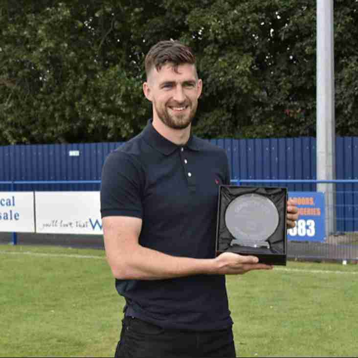 Craig Scott appointed Dunston captain