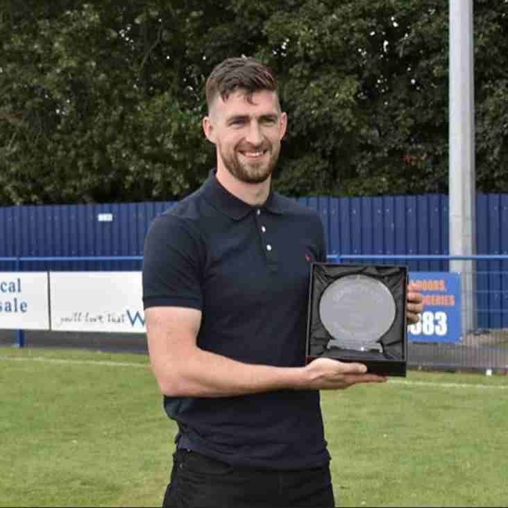 Craig Scott appointed Dunston captain