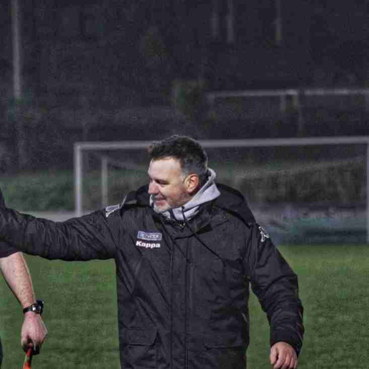 Joint manager departs Glossop North End