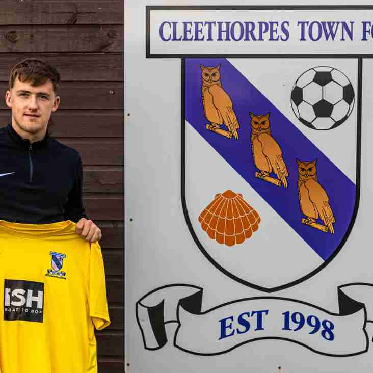 Boocock joins Cleethorpes