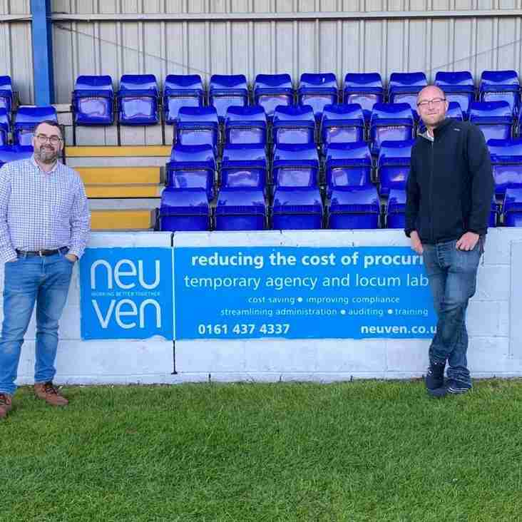 Radcliffe announce groundshare with Bury AFC